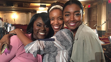 Patina Miller Takes Fans Backstage At 2016 Tonys Rehearsals
