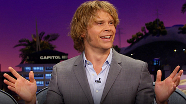 6 Life Lessons From Eric Christian Olsen's Late Late Show Appearance