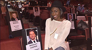 Patina Miller Takes Us Backstage For Broadway's Big Night