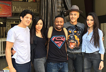 The Cast Of Rush Hour Lets Loose