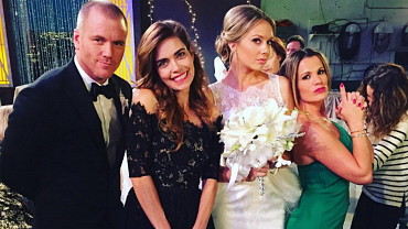 Y&R Stars Prove They\'re The Best Of Friends
