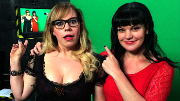 Pauley Perrette And Kirsten Vangsness Give Us Friendship Goals