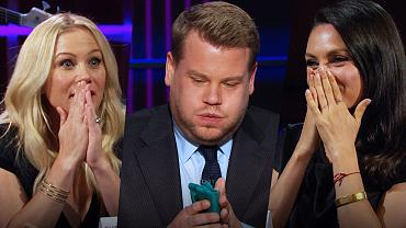 Mila Kunis & Christina Applegate Spilled Their Guts To James Corden