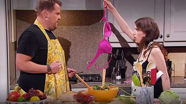 Anna Kendrick & James Corden Sang A Montage About Relationship Stages