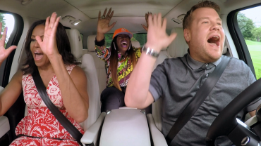 The First Lady & Missy Elliott Sang Get Ur Freak On In Carpool Karaoke