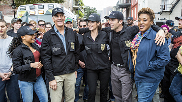 The Cast Of NCIS: New Orleans Share Their Favorite Behind The Scenes Moments