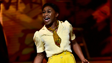 2016 Tony Awards: Cynthia Erivo\'s Electrifying The Color Purple Performance