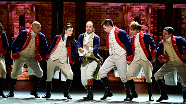 It\'s All About The Hamiltons At The 2016 Tony Awards