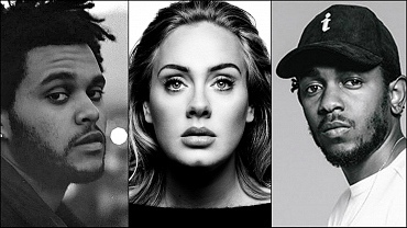 The Weeknd, Adele, Kendrick Lamar To Perform At 2016 GRAMMYs