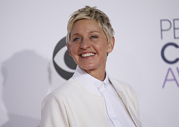 Ellen DeGeneres To Receive Annual Favorite Humanitarian Award At PCAs