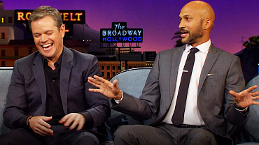 Matt Damon & Keegan-Michael Key Settled The Bond Vs. Bourne Debate