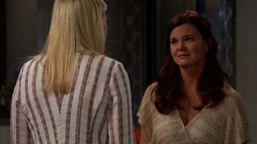 B&B Recap: Katie Says A Tearful Goodbye To Brooke