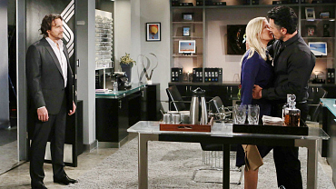 B&B Recap: Will Bill And Ridge Fight Over Brooke?