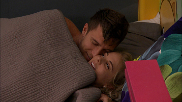 Prepare For Some Major PDA From Big Brother Cuddle Masters Nicole And Corey