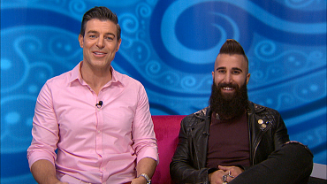 Paul Abrahamian Is Ready To Rock Big Brother's Foundation