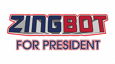 Zingbot Wants YOUR Vote In The Upcoming Presidential Election