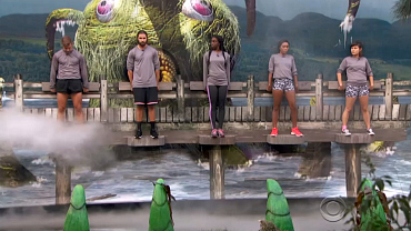 Victor Battles His Way Back Into The BB18 House... Again