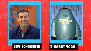 Zingbot Sits Down For Long-Awaited Interview With Jeff Schroeder