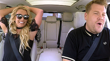 6 Total Surprises From Carpool Karaoke With Britney Spears
