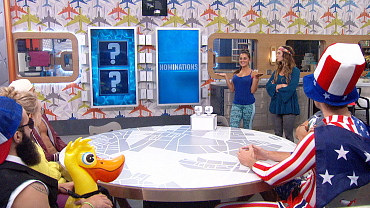 Natalie And Michelle Stab Paul In The Back On BB18