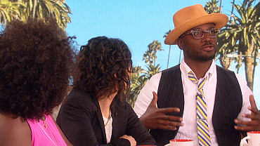 Taye Diggs: Murder In The First Will Get 'A Little Steamy' This Season