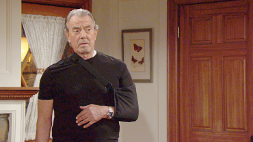 Y&R Recap: Victor Puts His Life On The Line For Nikki