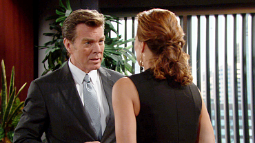 Will Phyllis Tell Jack The Truth About Her Affair?