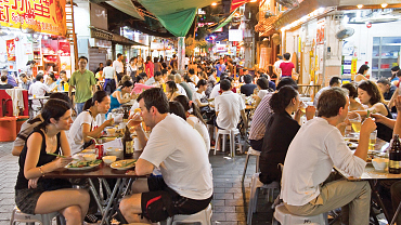 Fine China: A Taste of Hong Kong\'s Best Culinary Tour