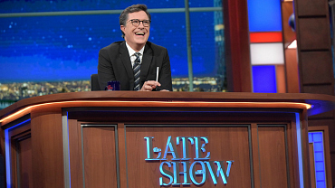 VP Candidate Tim Kaine To Appear On The Late Show