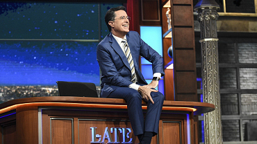 The Late Show Will Broadcast Live During Both Political Conventions