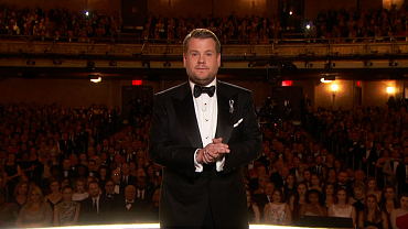 James Corden Opens Tonys With A Statement On Tragedy In Orlando