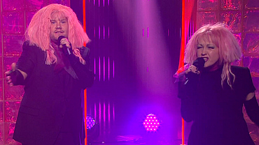 Cyndi Lauper & James Corden's Lyrics Are Clever Take On Gender Pay Gap
