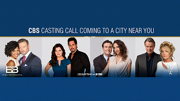 CBS Daytime To Host National Open Casting Call