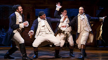 Broadway Cast Of Hamilton To Perform Live During GRAMMYs