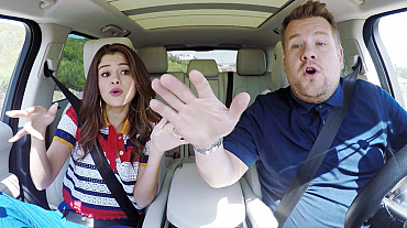 What We Learned About Selena Gomez From Carpool Karaoke