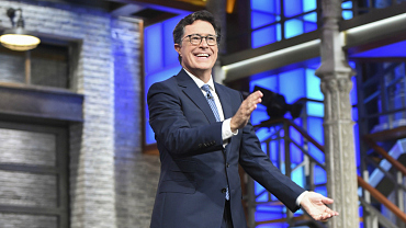 See Who's Appearing On The Late Show This Week