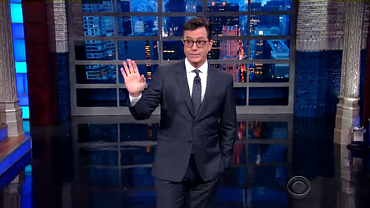 Stephen Colbert Grapples With The Fallout From The First Presidential Debate On The Late Show
