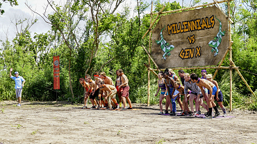 Millennials Battle Gen X In The Season 33 Premiere Of Survivor