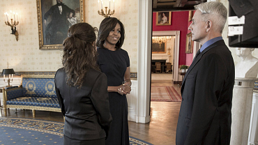 First Lady Michelle Obama To Appear On NCIS