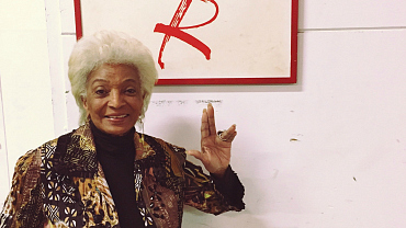 Star Trek Alum Nichelle Nichols To Guest Star On The Young And The Restless