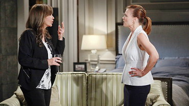 Y&R Recap: Will Jill Reveal The Truth About Phyllis' Affair?
