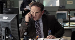 14 Things We Learned From Person of Interest's Live Tweet: Kevin Chapman and Chris Fisher share insider secrets
