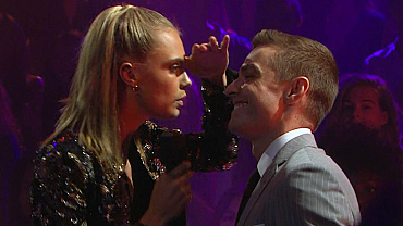 Here Are The Lyrics From Cara Delevingne & Dave Franco's Drop The Mic