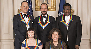 Honorees And Performers Announced For 37th Annual Kennedy Center Honors