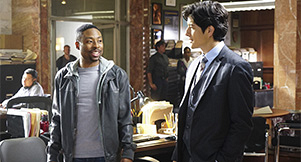 The Action-Packed Series Rush Hour Is Coming To CBS