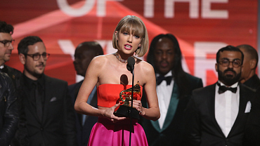 Taylor Swift Delivers Epic Acceptance Speech