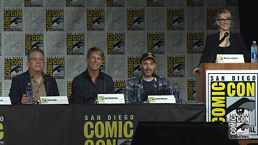 The Big Bang Theory Talk About Penny\'s Extended Fam And Coitus At Comic-Con