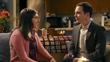 24 Million People Joined Sheldon And Amy For Coitus On The Big Bang Theory