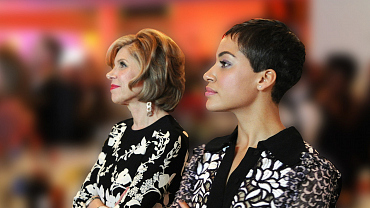 The Good Wife Spinoff To Star Christine Baranski And Cush Jumbo