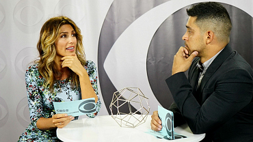 Wilmer Valderrama And Jennifer Esposito Talk NCIS And Secrets